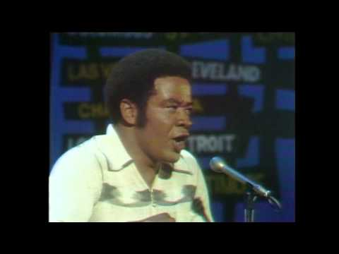 Lean On Me Bill Withers Soul Train 1974