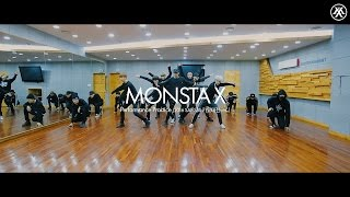 [Dance Practice] 몬스타엑스(MONSTA X)_SBS 가요대전 Performance