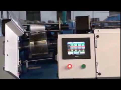 TM68CSA Semi-Auto High Speed Sewing Thread Winder