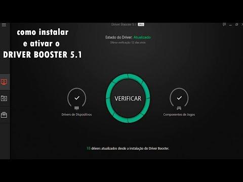 driver booster 6.1.0.136 ключ активации