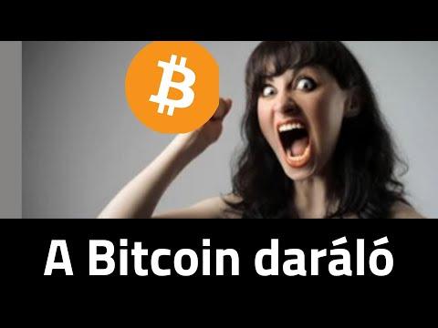 Bitcoin kereskedési idővonal