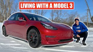 Living With A Tesla Model 3 For A Year - The Best Daily Driver