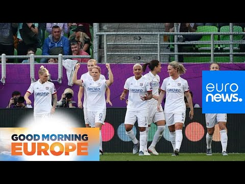 915d4a5c5 The heart of women's football: Why Lyon is the perfect city to host the World  Cup