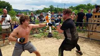 STREETBEEFS CODEXX ABIFF VS DIRTY HARRY MMA