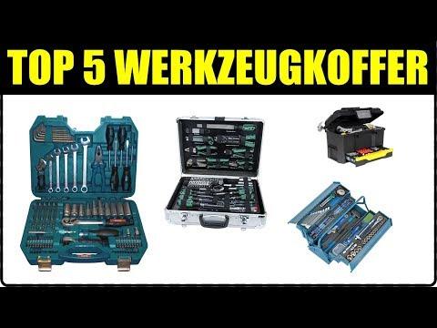 TOP 5 Werkzeugkoffer / Werkzeugkasten ★ Werkzeugkoffer Test 2018 ★ Werkzeugkoffer bestückt & leer