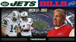 Rex's Revenge! (Jets vs. Bills 2015, Week 17)