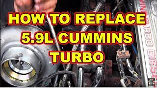 Replace Your Turbo and Build More Power