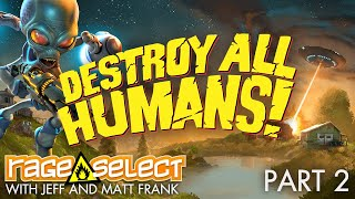 Destroy All Humans! (The Dojo) Let's Play - Part 2