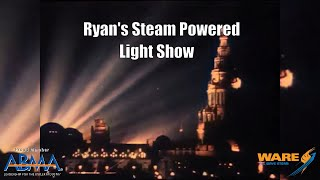 Light Show with Steam | Ryan's Steam Powered Scintillator