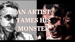 Tony Ferguson - An Artist Tames His Monster [feat. Dr. Jordan Peterson]