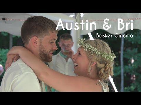 Austin and Bri Wedding Trailer July 7th, 2018