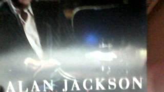 Anywhere on earth you Alan jackson