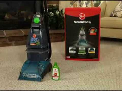 How to use Hoover Steamvac | Review of Features of Hoover SteamVac