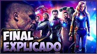 Infinity War explicación final con escena post creditos   Top Cinema