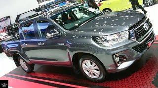 พาชม 2019 Toyota Hilux Revo Z Edition 2.4 E 4 ประตู M/T ภายนอก ภายใน