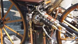 The Steam Powered MOTOcycle - Steam Culture