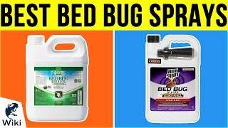 10 Best Bed Bug Sprays 2019