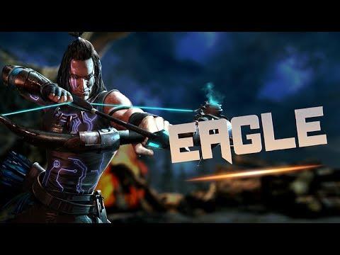 EAGLE – New Character Trailer: Killer Instinct 2017