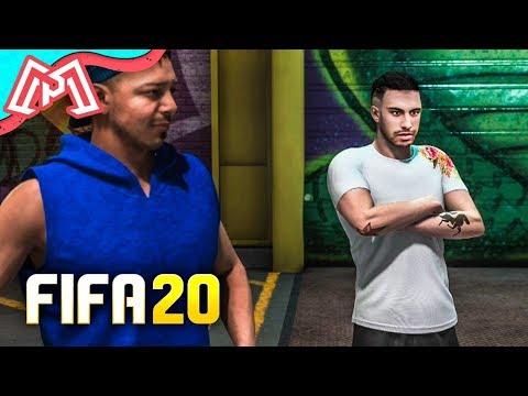 O COMEÇO DA HISTORIA! - Modo Volta - FIFA 20 Ep. 1