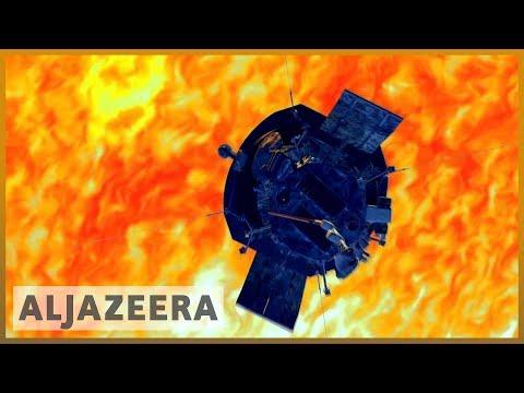 NASA postpones launch of probe to study sun at close range | Al Jazeera English