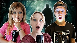 LOST in the DARK WOODS! Unsolved Mystery