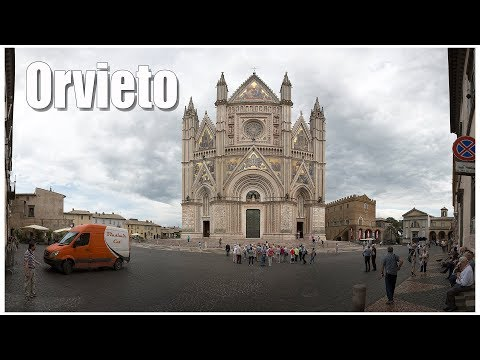 Италия:  Orvieto