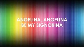 Angelina - Lou Bega Lyrics