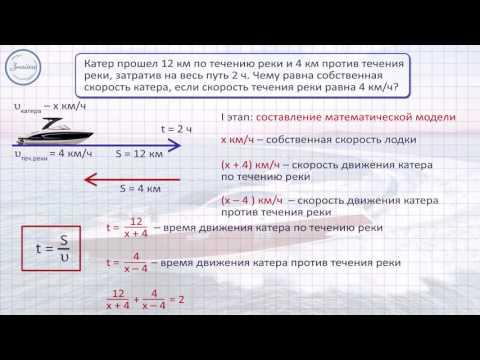 Решение рациональных уравнений