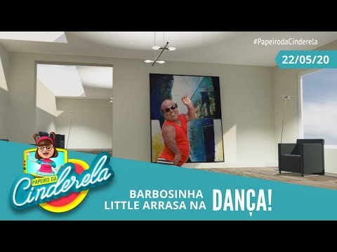PAPEIRO DA CINDERELA - Exibido sexta-feira 22/05/20