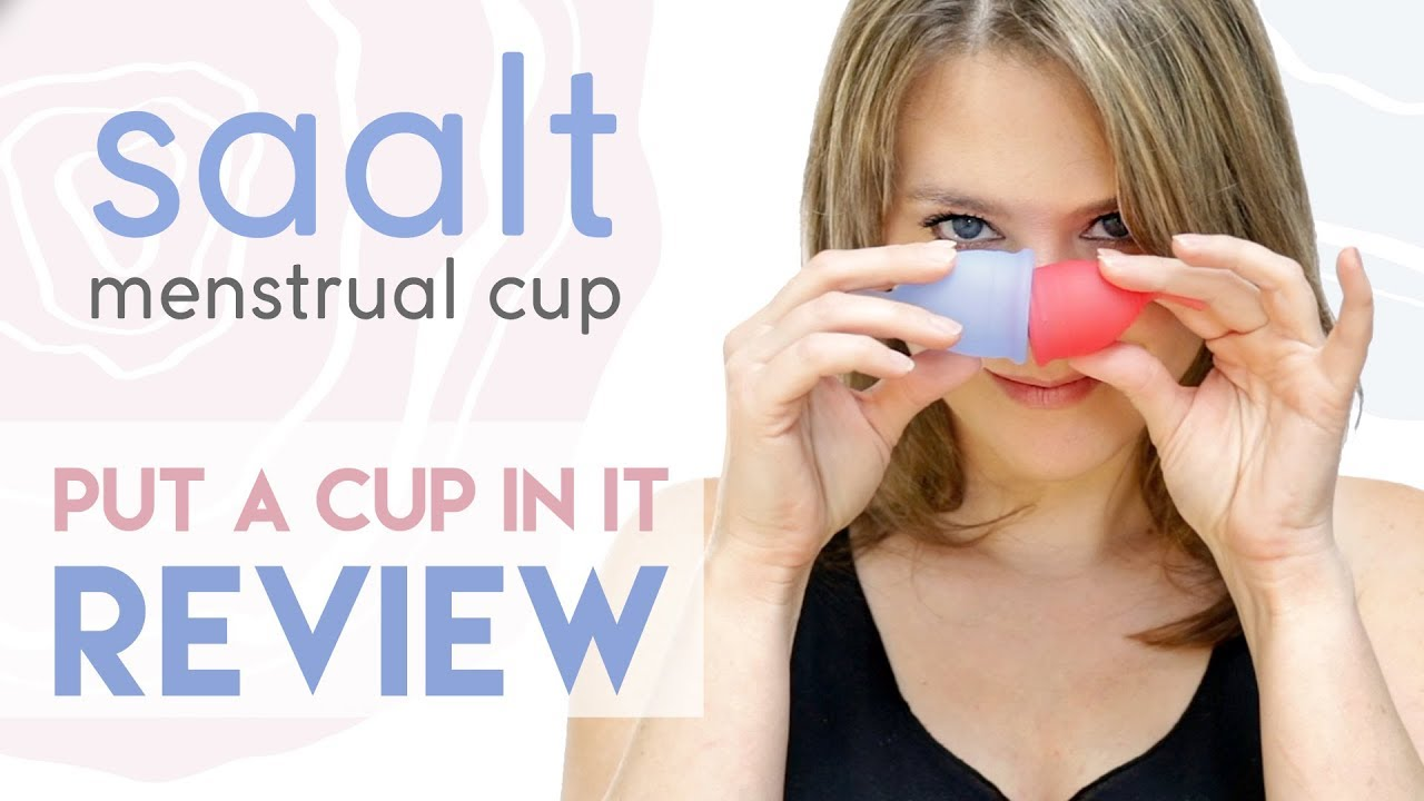 Saalt Menstrual Cup Review | NOT an Extreme Cup