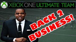 Madden 15 - Madden 15 Ultimate Team - BACK TO BIZ | Madden 15 Xbox One Gameplay