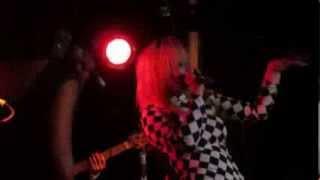 Chantal Claret - Real Girls - Live @ The Studio at Webster Hall