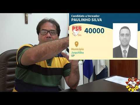Júlio Português pode perder o mandato a qualquer momento só depende do Jurídico da Casa e Paulinho Silva pode assumir a cadeira de Vereador