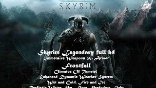 #3 Моды и Плагины Skyrim