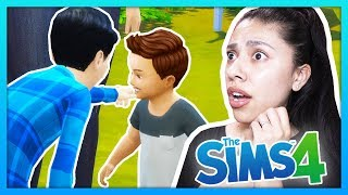 MY SON BIT ANOTHER KID! - The Sims 4 - My Sims Life - Ep 24