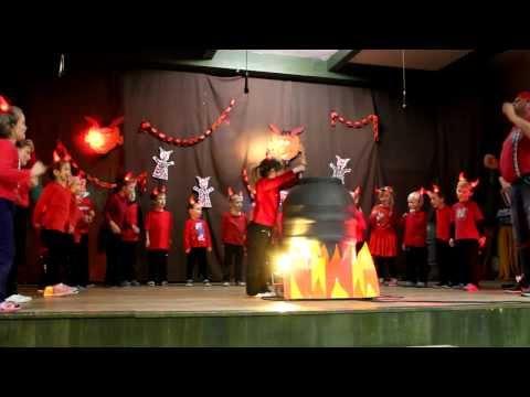 13.12. 2013 Vánoční besídka kovalovické školky
