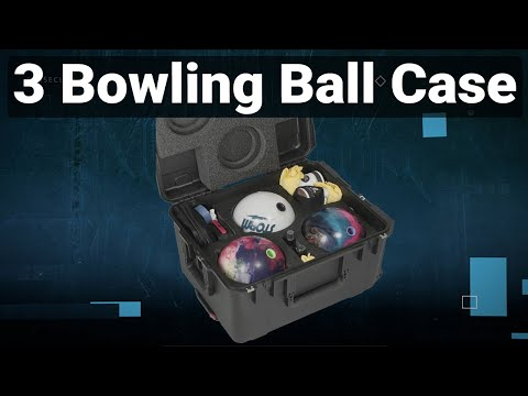 x3 Bowling Ball Case - Featured Youtube Video