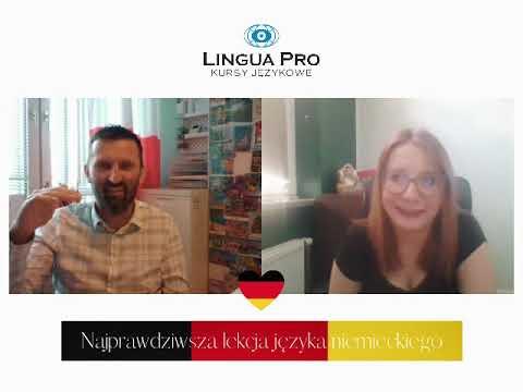 Kadr z filmu na youtube - Najprawdziwsza lekcja języka niemieckiego 12_20