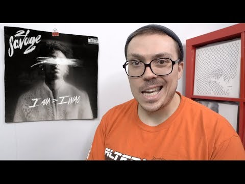 21 Savage – I Am Greater Than I Was ALBUM REVIEW