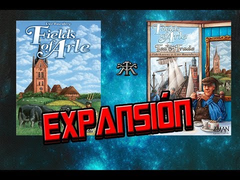 Tea & Trade Exp. Fields of Arle Vídeo Reseña - KludiK