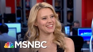SNL's Kate McKinnon: I Have A Lot In Common With Hillary Clinton | Morning Joe | MSNBC thumbnail