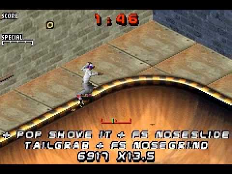 tony hawk's pro skater 2 gba rom cool