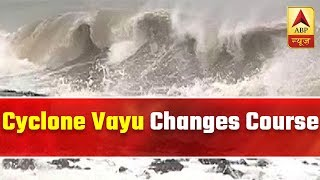 Cyclone Vayu Changes Course, Unlikely To Make Landfall In Gujarat   ABP News