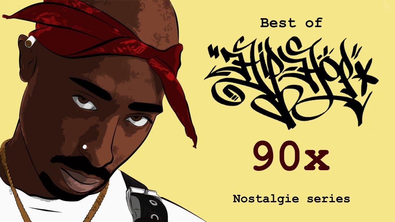 Зарубежные 80-90 хип-хоп классика