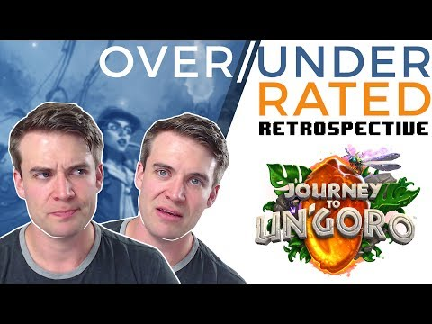Overrated and Underrated Cards in Un'Goro w/ Brian Kibler