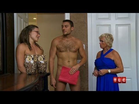 A Closet Full of Clothes for a Nudist Couple | Buying Naked