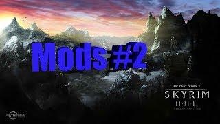 TES 5  Skyrim Моды #2 -Броня Айзека и меч Ледяная Скорбь