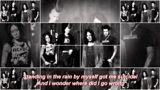 Forty Deuce - Standing In The Rain (with lyrics)