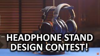 SilverStone EBA01 Headphone Stand & New Product Design Contest!
