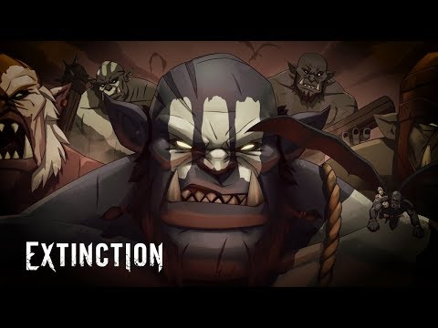 EXTINCTION - Features Trailer thumbnail